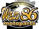 Weld86 Motorparts Logo